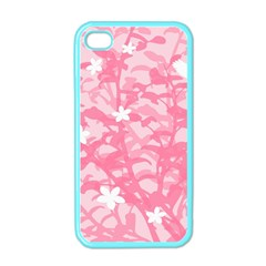 Plant Flowers Bird Spring Apple Iphone 4 Case (color)