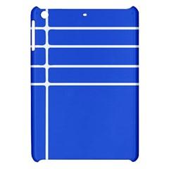 Stripes Pattern Template Texture Apple Ipad Mini Hardshell Case by Nexatart