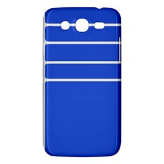Stripes Pattern Template Texture Samsung Galaxy Mega 5 8 I9152 Hardshell Case  by Nexatart