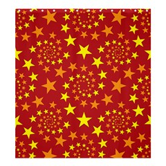 Star Stars Pattern Design Shower Curtain 66  X 72  (large)