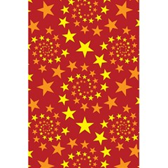 Star Stars Pattern Design 5 5  X 8 5  Notebooks by Nexatart