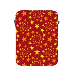 Star Stars Pattern Design Apple Ipad 2/3/4 Protective Soft Cases by Nexatart