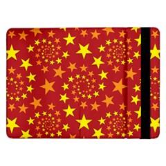 Star Stars Pattern Design Samsung Galaxy Tab Pro 12 2  Flip Case