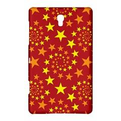 Star Stars Pattern Design Samsung Galaxy Tab S (8.4 ) Hardshell Case