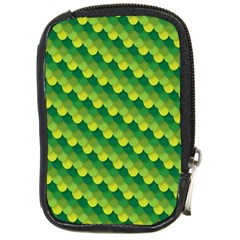 Dragon Scale Scales Pattern Compact Camera Cases by Nexatart