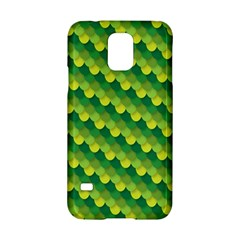 Dragon Scale Scales Pattern Samsung Galaxy S5 Hardshell Case