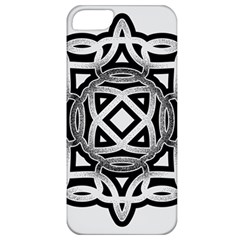 Celtic Draw Drawing Hand Draw Apple Iphone 5 Classic Hardshell Case