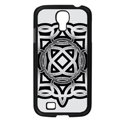 Celtic Draw Drawing Hand Draw Samsung Galaxy S4 I9500/ I9505 Case (black) by Nexatart
