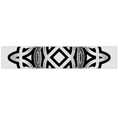 Celtic Draw Drawing Hand Draw Flano Scarf (large)