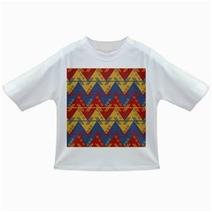 Aztec Traditional Ethnic Pattern Infant/toddler T Shirts by Nexatart