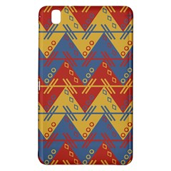 Aztec Traditional Ethnic Pattern Samsung Galaxy Tab Pro 8 4 Hardshell Case