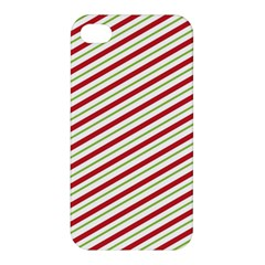 Stripes Striped Design Pattern Apple Iphone 4/4s Hardshell Case by Nexatart