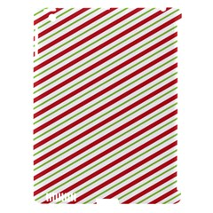 Stripes Striped Design Pattern Apple Ipad 3/4 Hardshell Case (compatible With Smart Cover)
