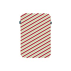 Stripes Striped Design Pattern Apple Ipad Mini Protective Soft Cases by Nexatart