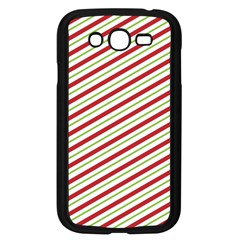 Stripes Striped Design Pattern Samsung Galaxy Grand Duos I9082 Case (black)