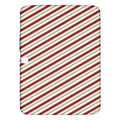 Stripes Striped Design Pattern Samsung Galaxy Tab 3 (10 1 ) P5200 Hardshell Case  by Nexatart
