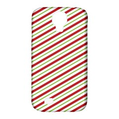 Stripes Striped Design Pattern Samsung Galaxy S4 Classic Hardshell Case (pc+silicone)