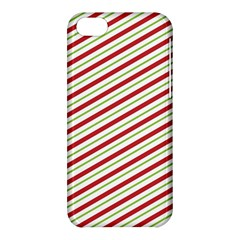 Stripes Striped Design Pattern Apple Iphone 5c Hardshell Case by Nexatart