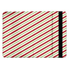 Stripes Striped Design Pattern Samsung Galaxy Tab Pro 12 2  Flip Case