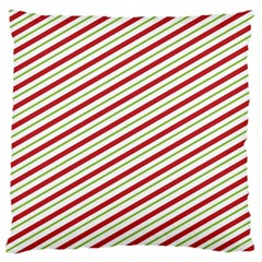 Stripes Striped Design Pattern Standard Flano Cushion Case (one Side)