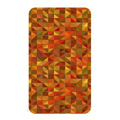 Gold Mosaic Background Pattern Memory Card Reader