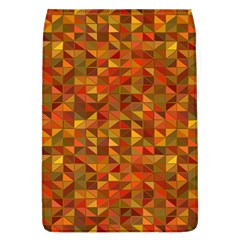Gold Mosaic Background Pattern Flap Covers (l)  by Nexatart