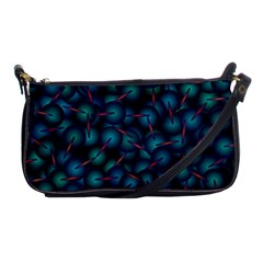 Background Abstract Textile Design Shoulder Clutch Bags
