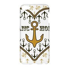 Anchor Heart Apple Ipod Touch 5 Hardshell Case by Nexatart