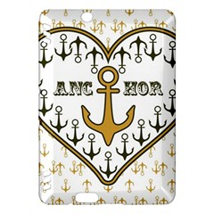 Anchor Heart Kindle Fire Hdx Hardshell Case