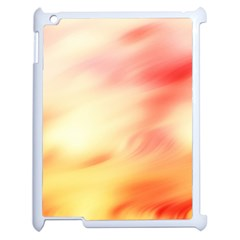 Background Abstract Texture Pattern Apple Ipad 2 Case (white) by Nexatart