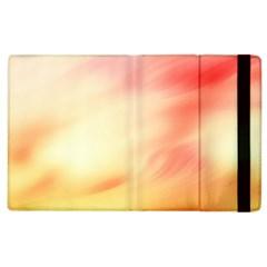 Background Abstract Texture Pattern Apple Ipad 2 Flip Case