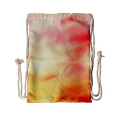 Background Abstract Texture Pattern Drawstring Bag (small)