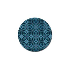 Abstract Pattern Design Texture Golf Ball Marker (10 Pack)