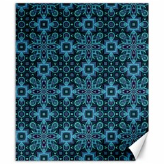 Abstract Pattern Design Texture Canvas 8  X 10