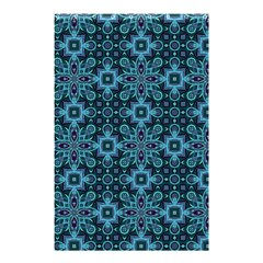 Abstract Pattern Design Texture Shower Curtain 48  X 72  (small)  by Nexatart