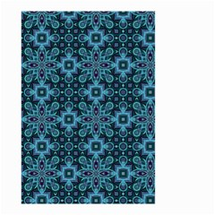 Abstract Pattern Design Texture Small Garden Flag (two Sides) by Nexatart
