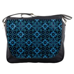 Abstract Pattern Design Texture Messenger Bags by Nexatart