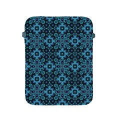 Abstract Pattern Design Texture Apple Ipad 2/3/4 Protective Soft Cases by Nexatart