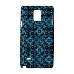 Abstract Pattern Design Texture Samsung Galaxy Note 4 Hardshell Case by Nexatart
