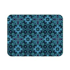 Abstract Pattern Design Texture Double Sided Flano Blanket (mini)  by Nexatart