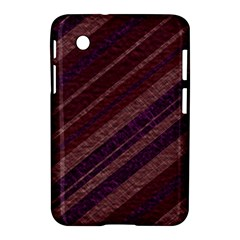 Stripes Course Texture Background Samsung Galaxy Tab 2 (7 ) P3100 Hardshell Case