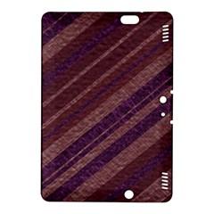 Stripes Course Texture Background Kindle Fire Hdx 8 9  Hardshell Case by Nexatart