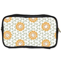 Stamping Pattern Fashion Background Toiletries Bags 2 Side by Nexatart