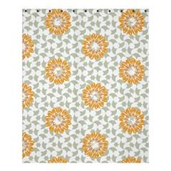 Stamping Pattern Fashion Background Shower Curtain 60  X 72  (medium)  by Nexatart
