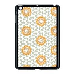 Stamping Pattern Fashion Background Apple Ipad Mini Case (black)
