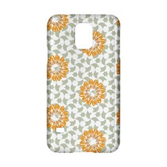 Stamping Pattern Fashion Background Samsung Galaxy S5 Hardshell Case  by Nexatart