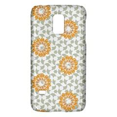 Stamping Pattern Fashion Background Galaxy S5 Mini