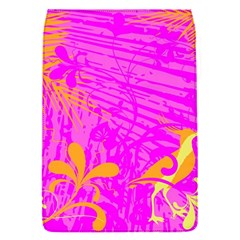 Spring Tropical Floral Palm Bird Flap Covers (s)  by Nexatart