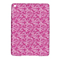 Shocking Pink Camouflage Pattern Ipad Air 2 Hardshell Cases