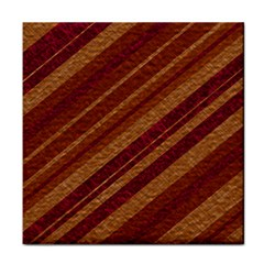 Stripes Course Texture Background Tile Coasters by Nexatart